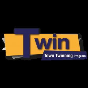 town twinning logo